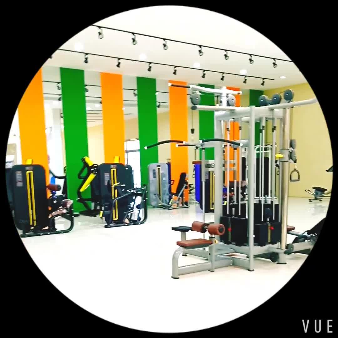 Ftness מסחרי ציוד כושר Aochuang AC רב תפקודי מאמן/כבל מוצלב