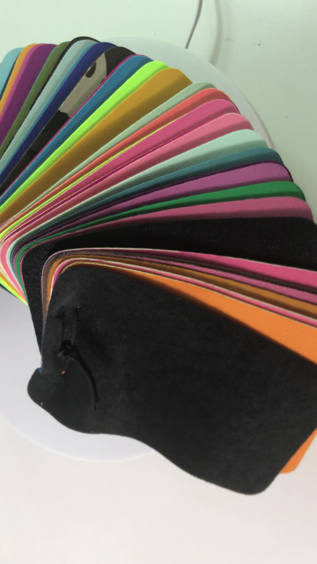 Wetsuit Neoprene Fabric Sheet Neoprene Material Rolls Foam Rubber