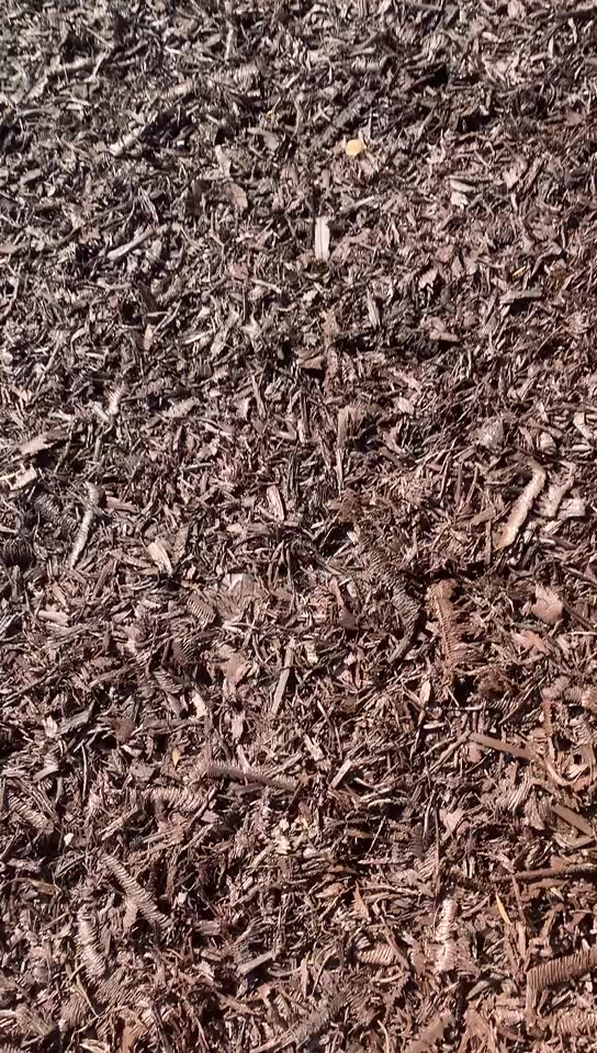 New Products Recycled Pigment Rubber Bulk Rubber Mulch For Wholesale