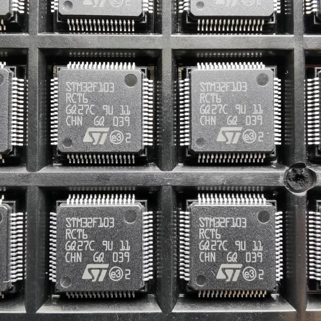 STM32F103RCT6 ST单片机 STM32F103VDT6