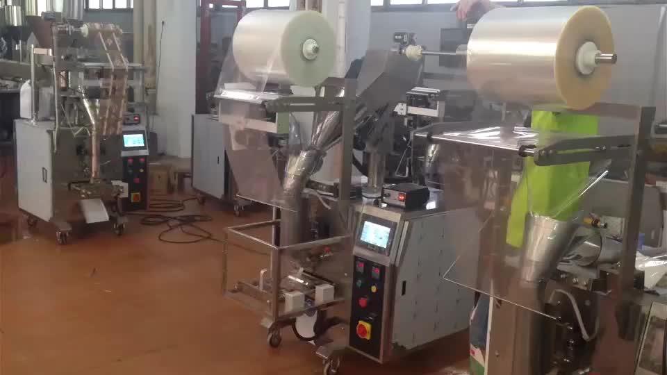 Filling Sachet Detergent Powder Automatic Packaging Machine