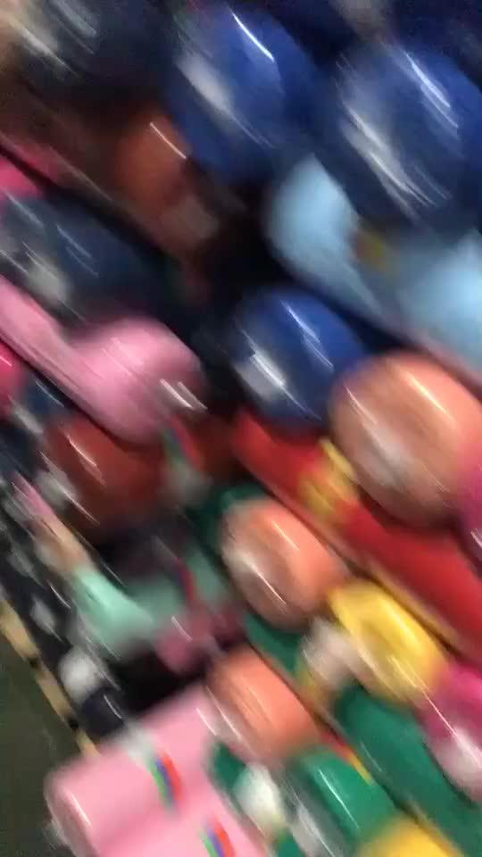 रेयान सादे रंगे स्टॉक कपड़े keqiao में
