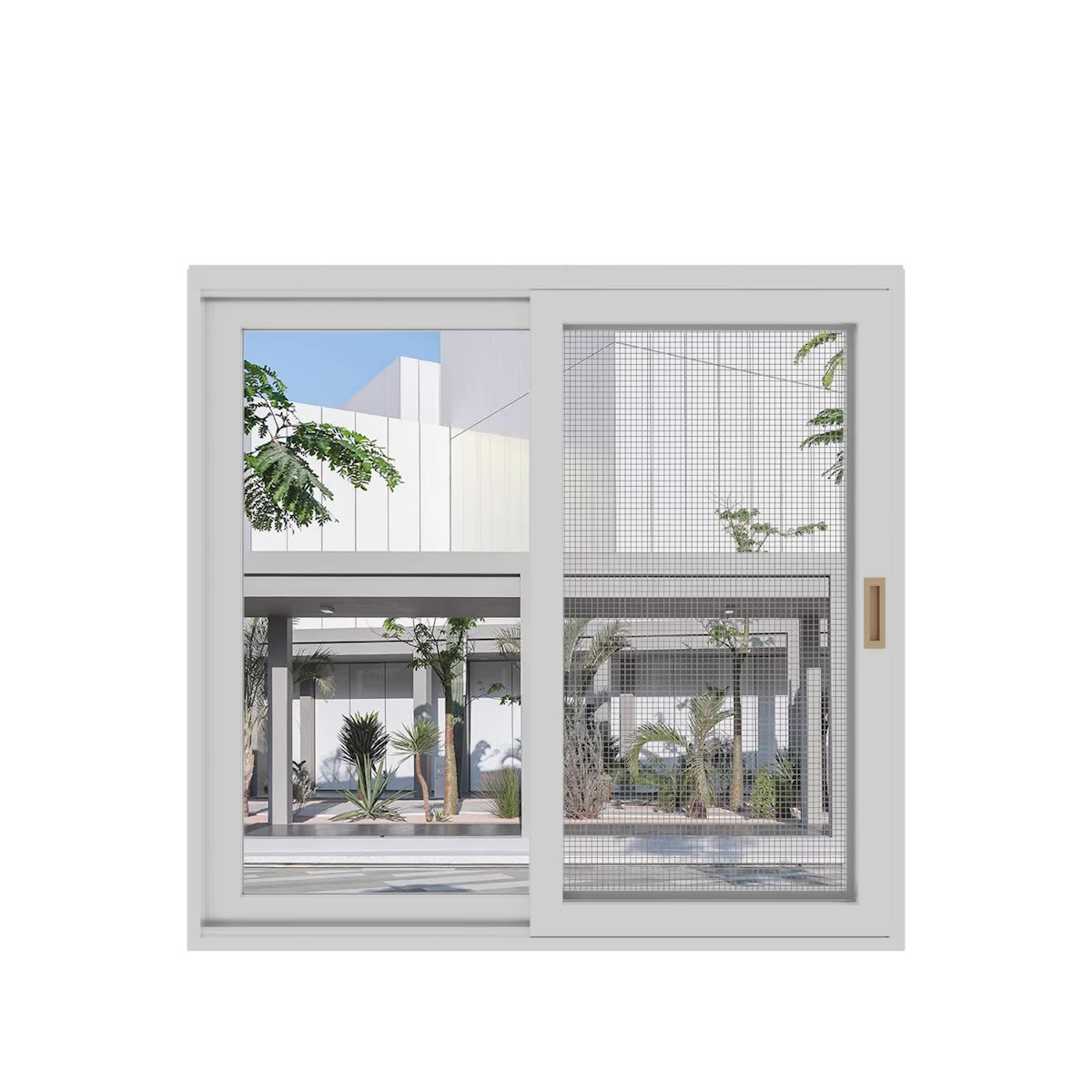 10 Year Warranty Best price aluminum double glazed sliding window for sale