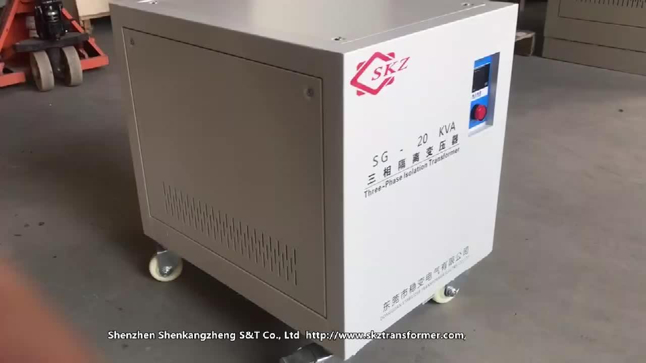 Good Price Copper Coil Dry Type 220V to 380V Transformer