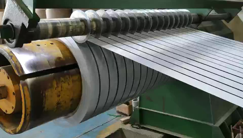 Coated aluminum channel letter coil / PE painted aluminium slitting roll for signage 1060 3003