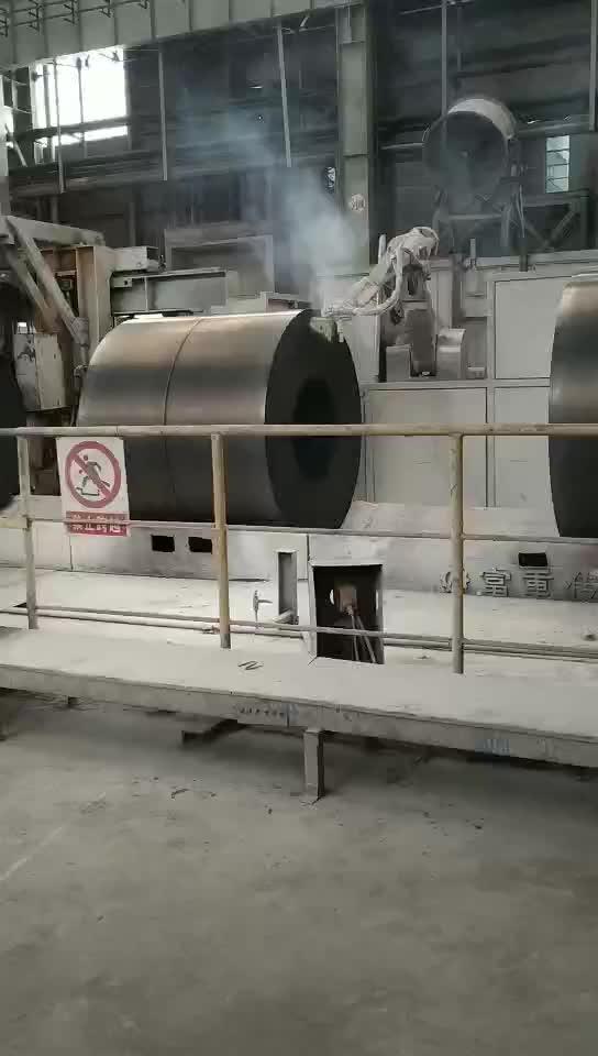 Fabrikpreis Angang 5mm Dicke Rohrleitung Stahlspule / Blech / Platte