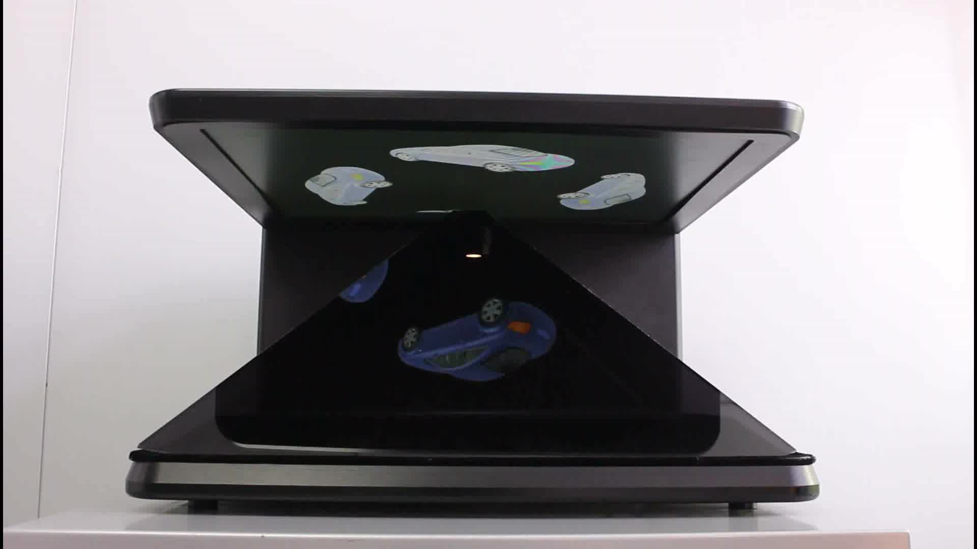 Full HD 3D Holographic showcase 3D Hologram Display