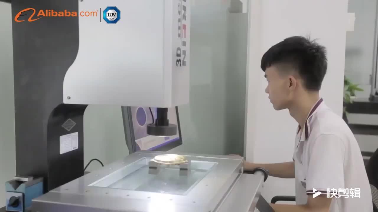 Customized fabrication high quality 3d printing aluminum cnc machining parts