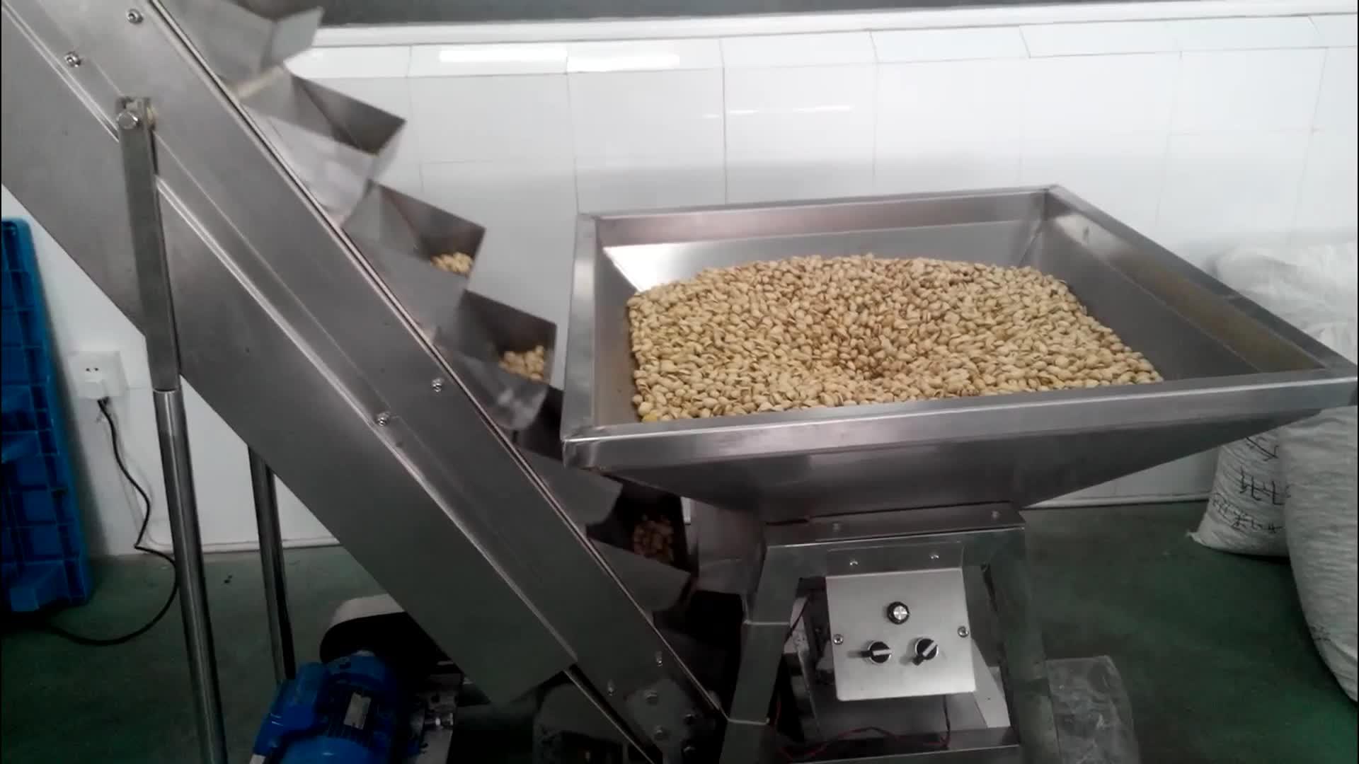 Granello di pesatura macchina di rifornimento semi automatica macchina imballatrice del grano 30-2000g, 500-6000g, 4-25kg, 5-50kg