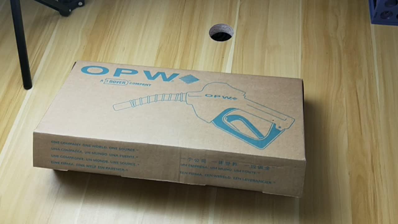Commercio all'ingrosso opw 11a portatile spegnimento automatico di erogazione ugello di carburante