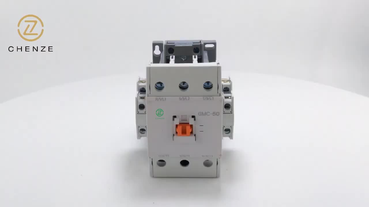 GMC Type 220V Magnetic AC Contactor
