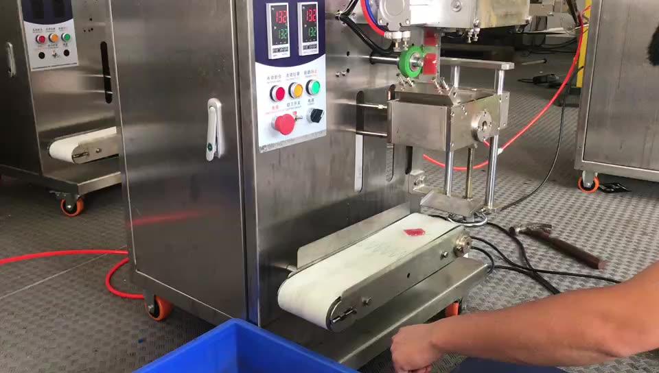 KA fábrica automática de EMBALAGEM de Alta qualidade pequena bolsa máquina de embalagem de ketchup líquido preço