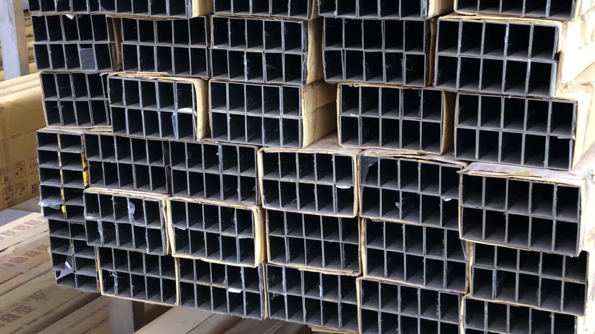 Fournisseurs de porcelaine Tube en Aluminium de 300mm de diamètre, tuyau en Aluminium anodisé 6063 6061