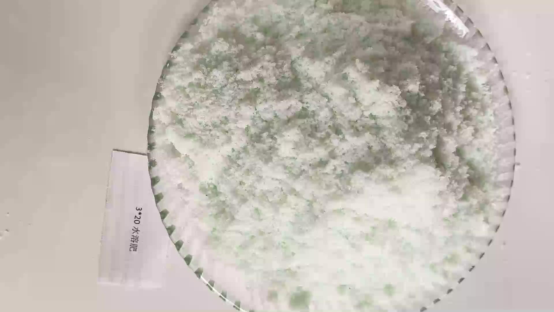 NPK 20.20.20 powder 100 water soluble fertilizer npk farming