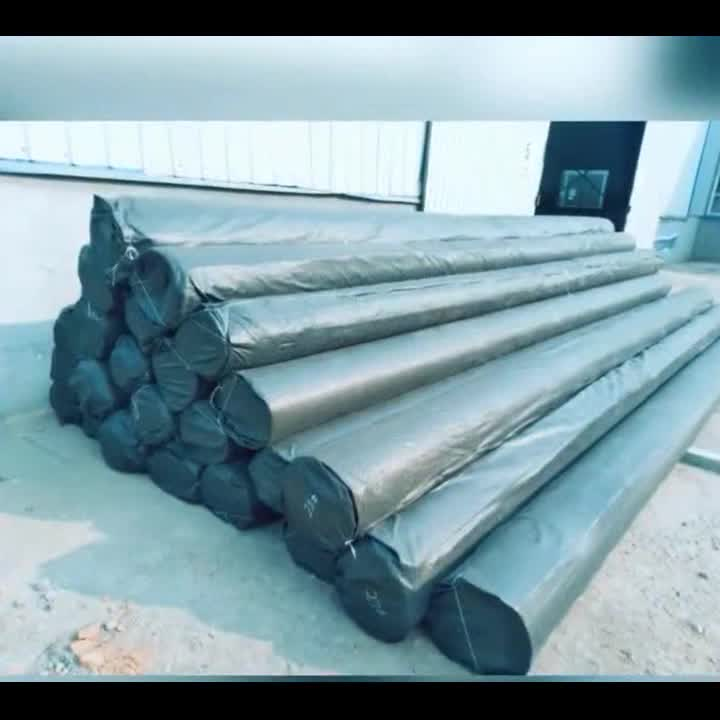 Ldpe hdpe starre teich liner