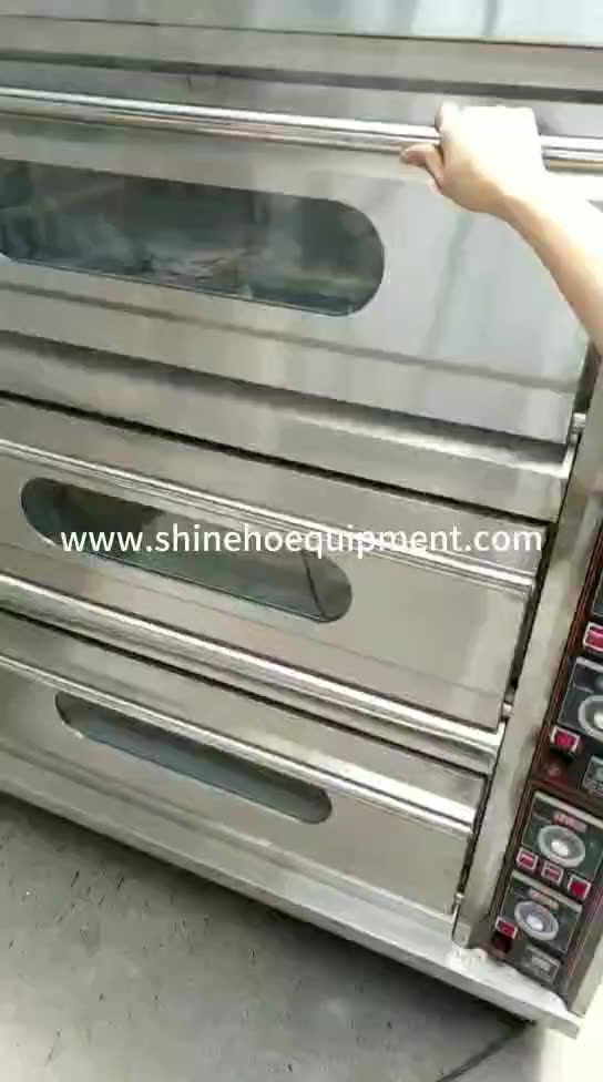 Portable Gas Pizza Oven/Small Gas Oven/Gas Oven For Pizza Used