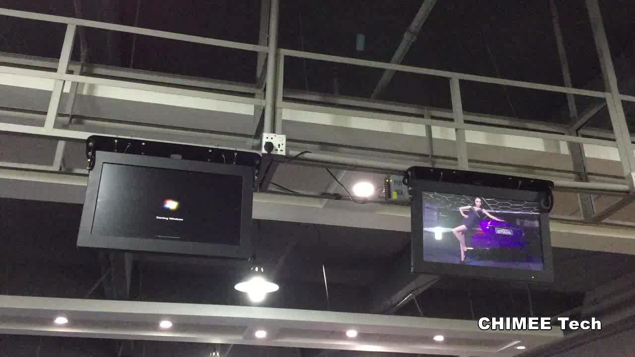 19 Inch digital bus lcd tv (15'',17''19''22'') (16:9 wide)