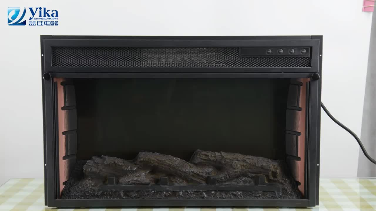 classic master flame cheap insert electric fireplace