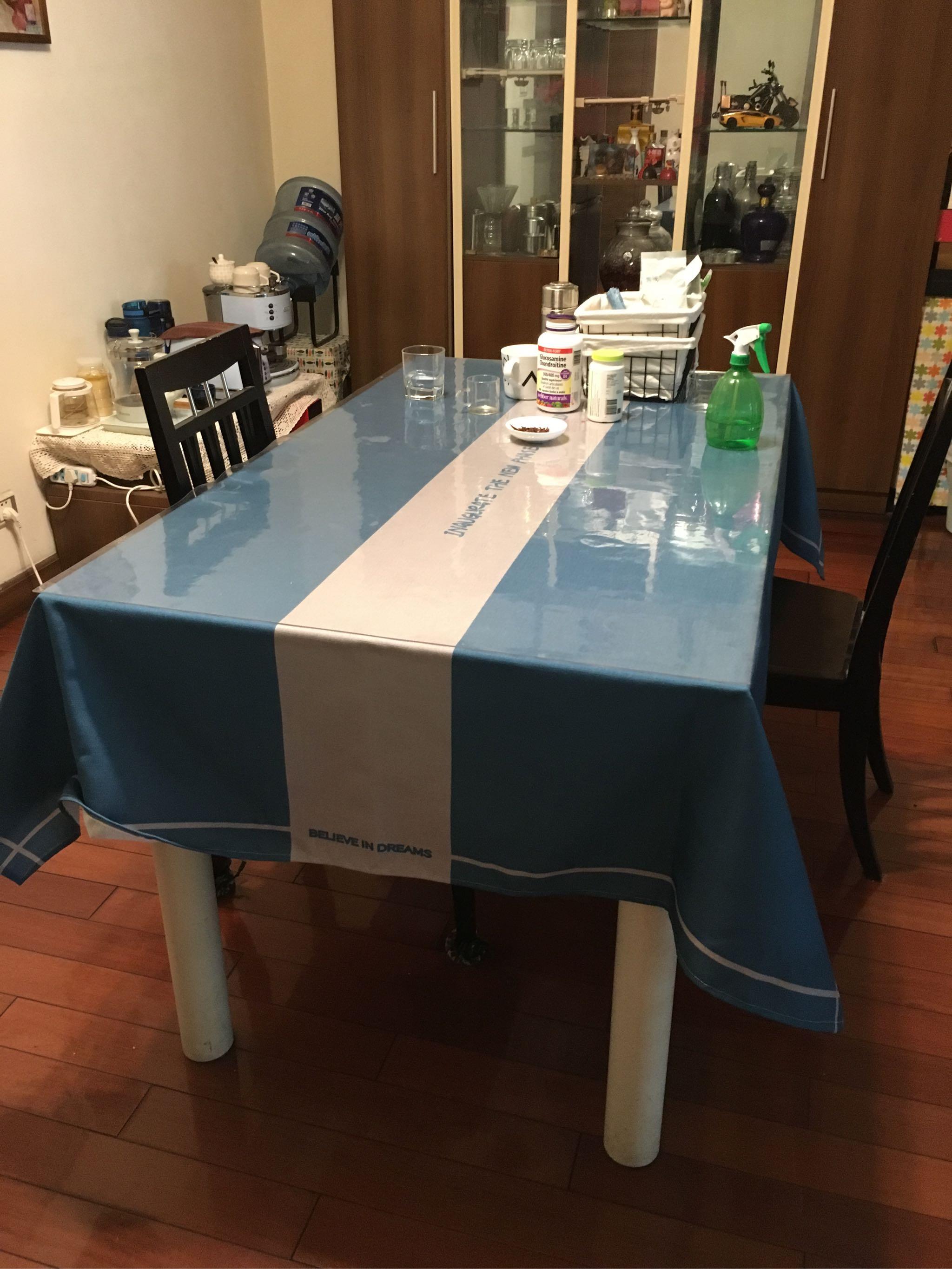 北欧风纯色ins防水桌布为什么贵值得买吗?质量靠谱吗
