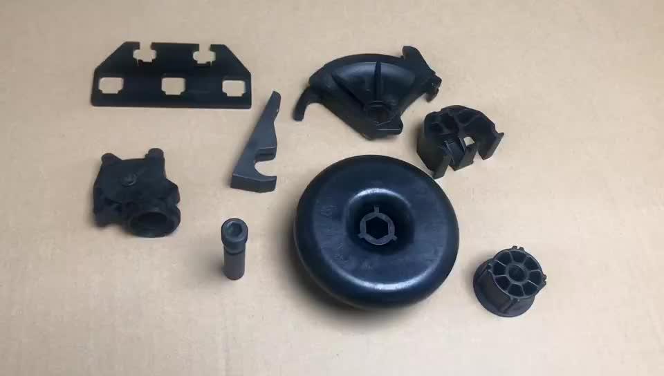 Kunststoff injektion kleine auto teil nach teile produkt herstellung fabrik