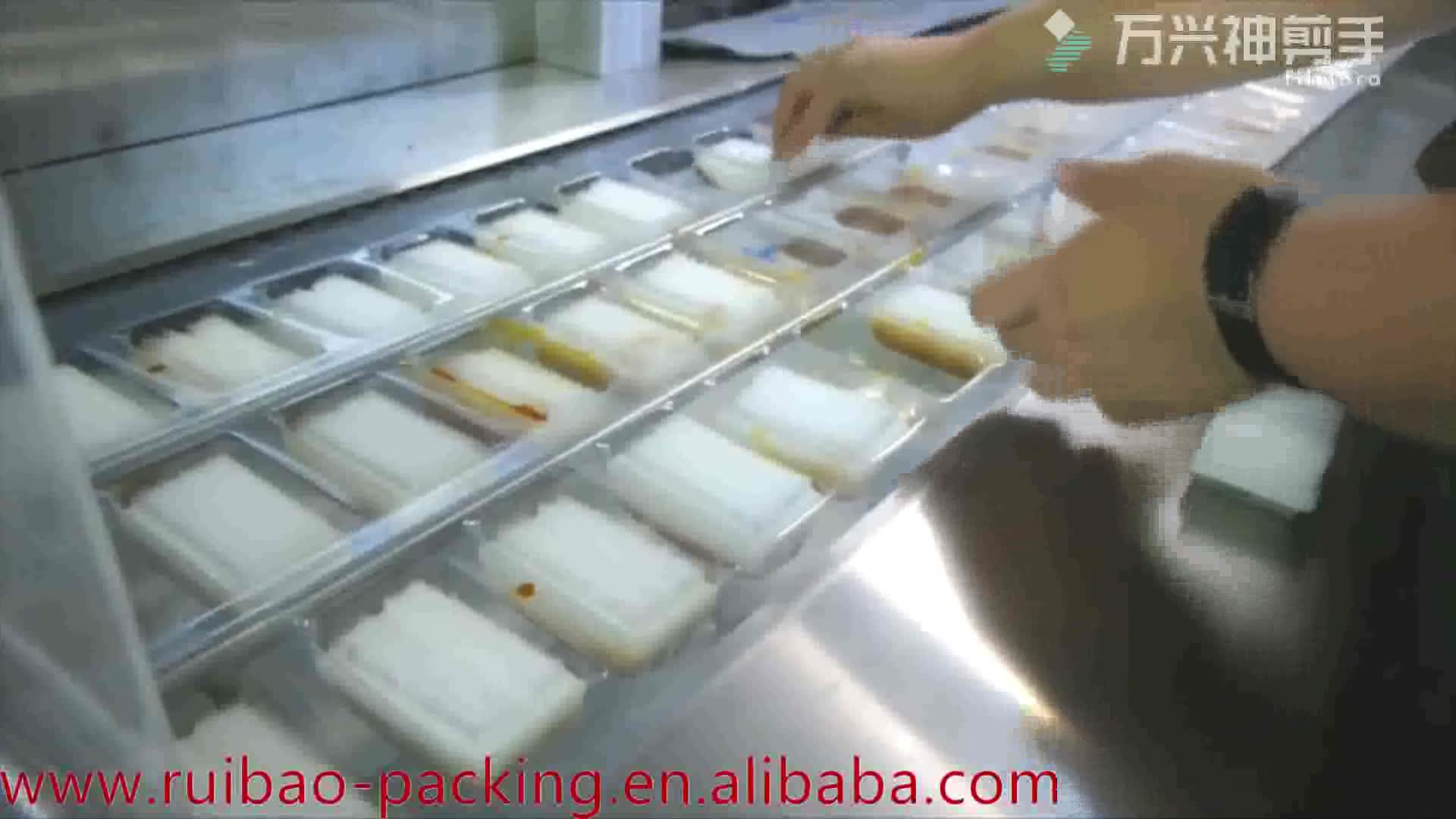 automatic rollstock thermoformer vacuum sealing machine for medical support trade assurance DLZ320
