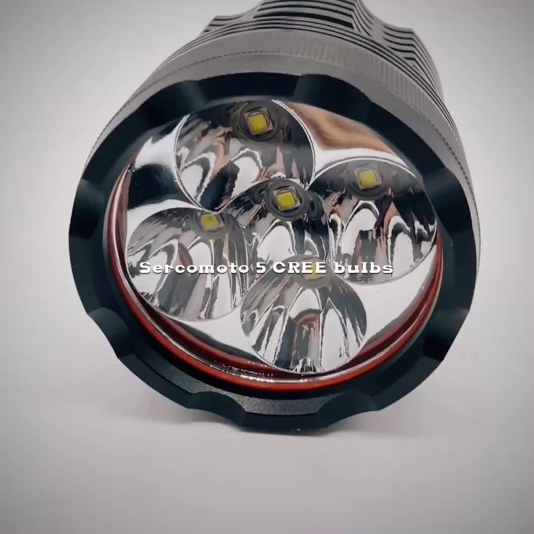 Newest headlight motorcycle led projector headlight led 6000lm led headlamp, h7 led headlight