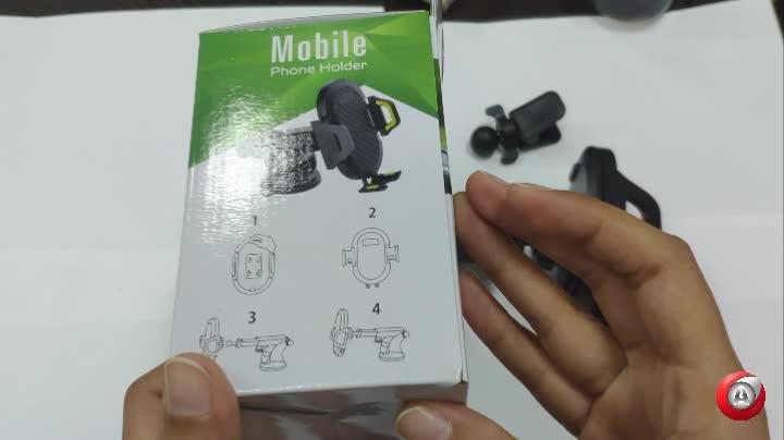 समूह खड़ी विंडशील्ड गुरुत्वाकर्षण चूसने वाला कार फोन धारक फोन धारक कार मोबाइल स्मार्टफोन के लिए खड़े हो जाओ