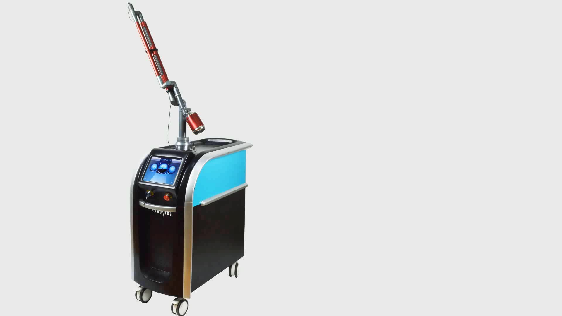 New arrival! laser picosecond / laser pico mini laser tattoo removal machines by picosecond tattoo removal