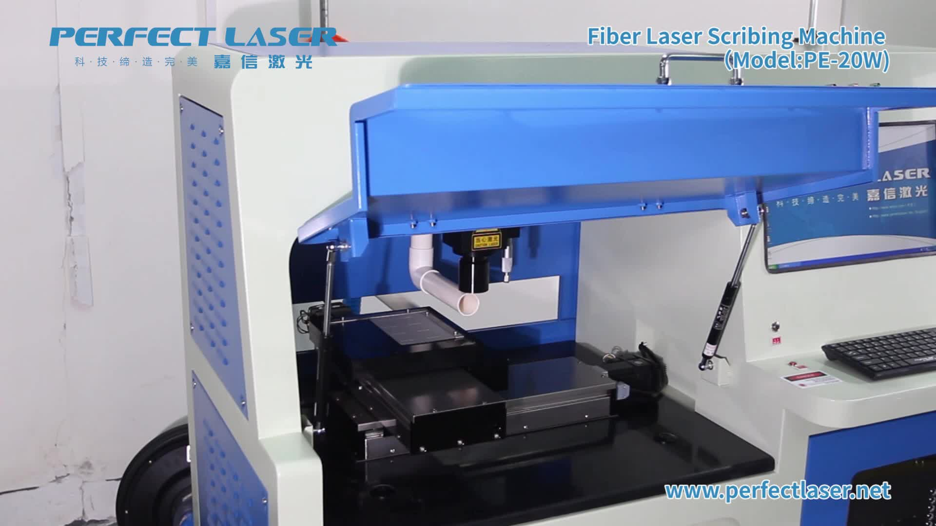 laser slicing silicon wafer dicing machine