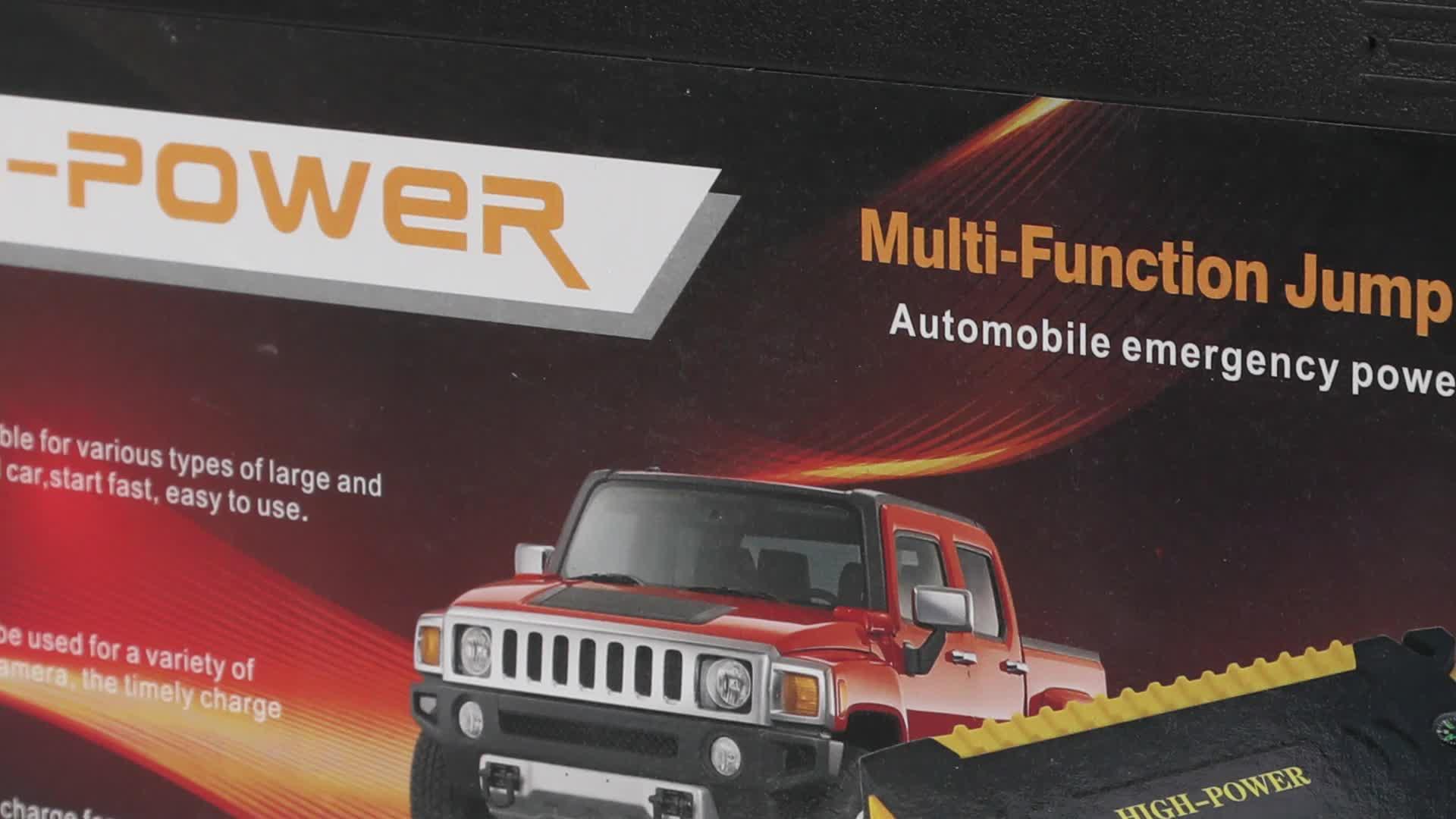 सबसे अच्छा बेच कार कूदना शुरू Multifunction 12v/24v कार शक्ति कूद स्टार्टर