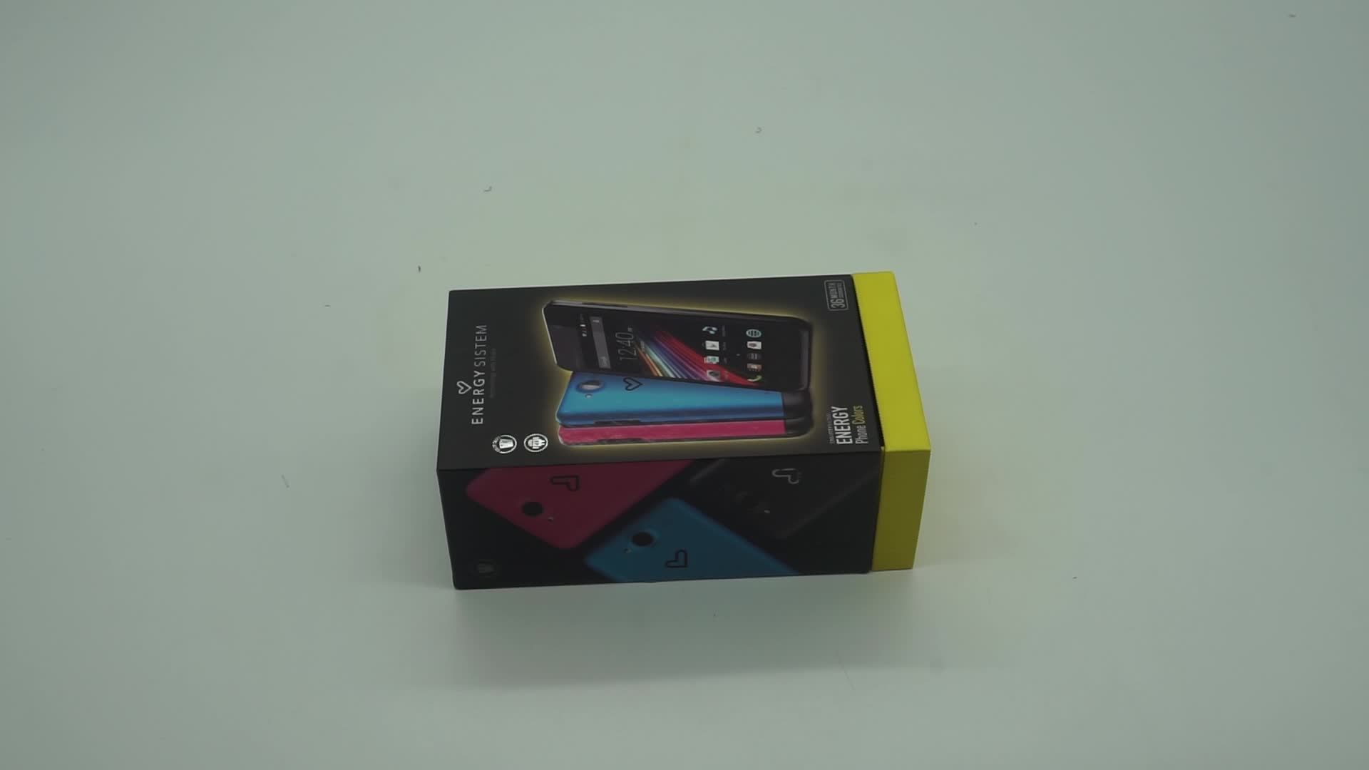 China Luxury Cardboard Cell Phone Packaging Box
