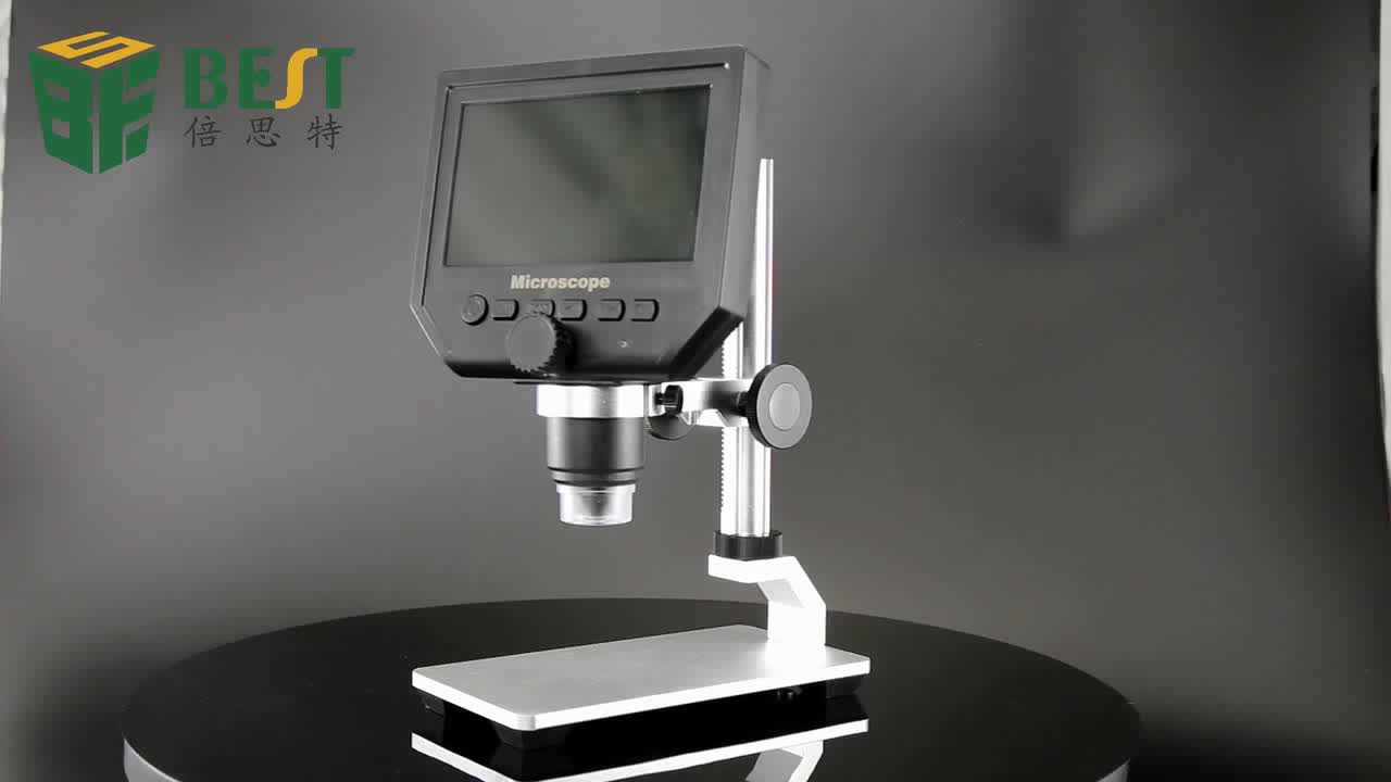 600x Digital Electronic Microscope For Pcb Motherboard Repair
