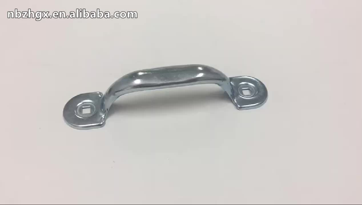 Custom Zinc Plated Pulls for doors accessories door handle