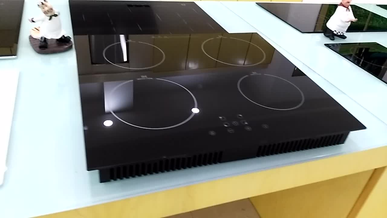 hot sale automatic induction cooktop cooker with touch control