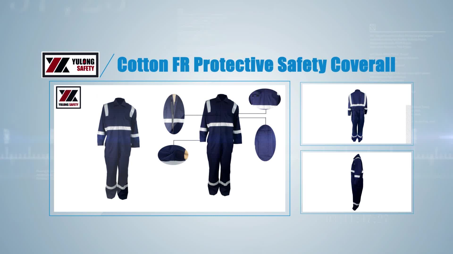 Nfpa 70e Acid Proof Work Electric Arc Safety Clothing