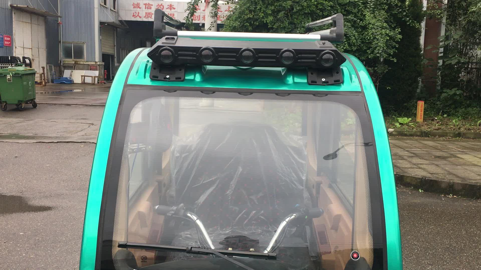 Auto elettrica kit di conversione del motore batterie di vendita auto elettrica per disabili
