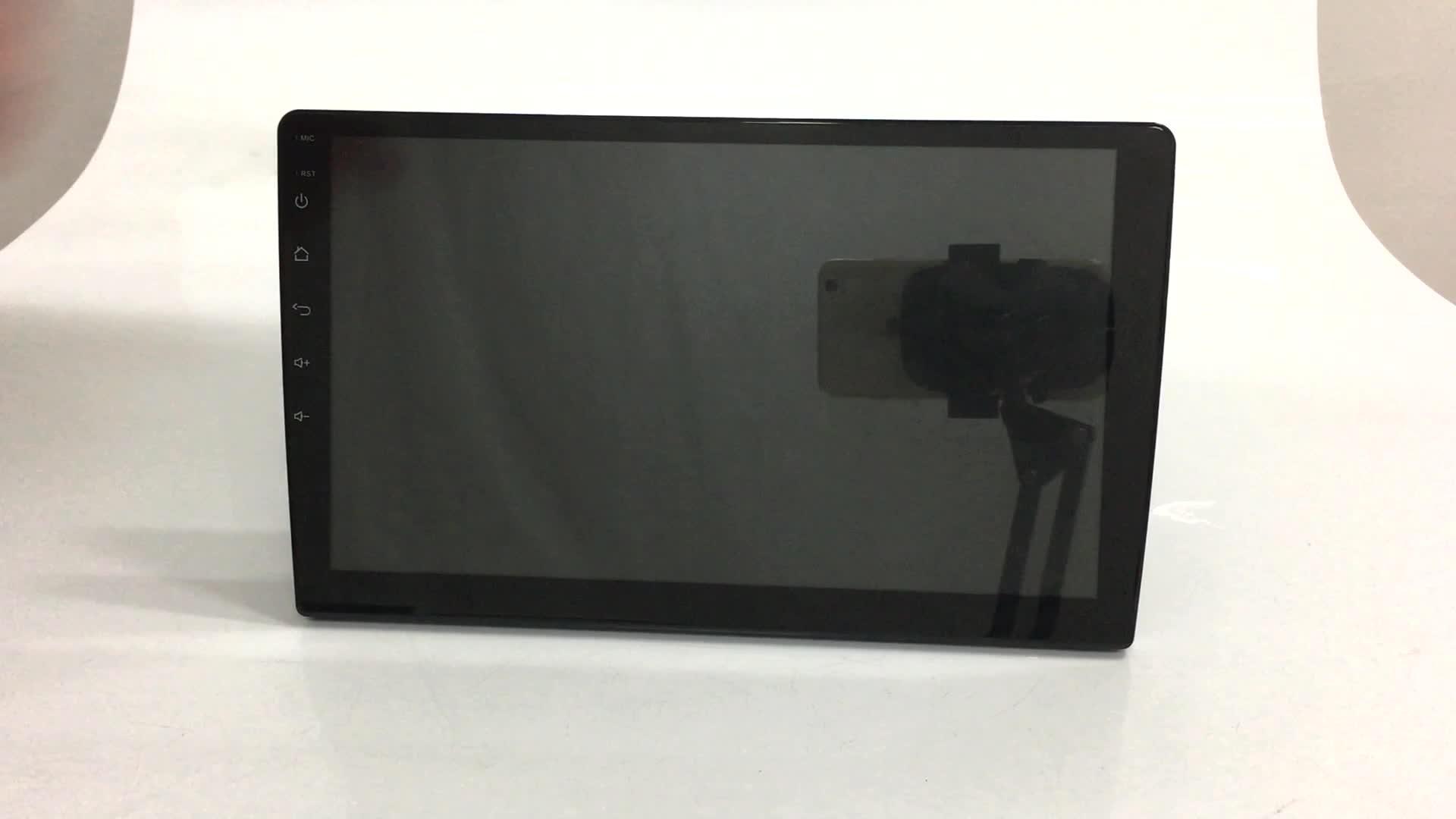 Erisin ES8210U Android Car Audio Player/Car Multimedia System/1 Din Android Car DVD con il Grande Schermo per lettore universale