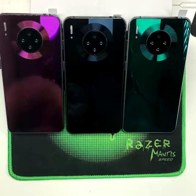 Peşin satış Mate 30 Pro Smartphone 4G LTE cep telefonu Android 9.1 on çekirdek cep telefonları