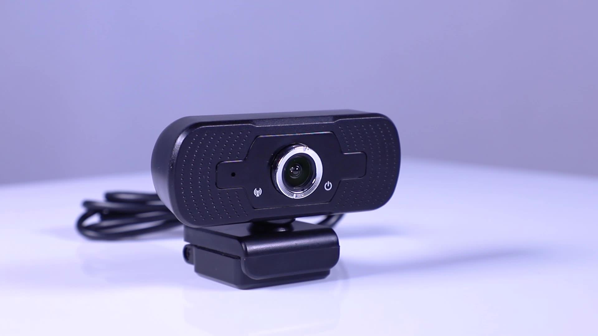 Çin ayarı otomatik odaklama usb web kamera web kamerası 1080p full hd video konferans desteği pc mac