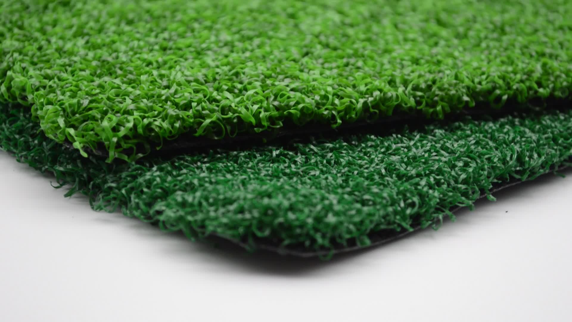 Golf sport artificial Synthetic Grass lawn turf Putting Green Carpets mat