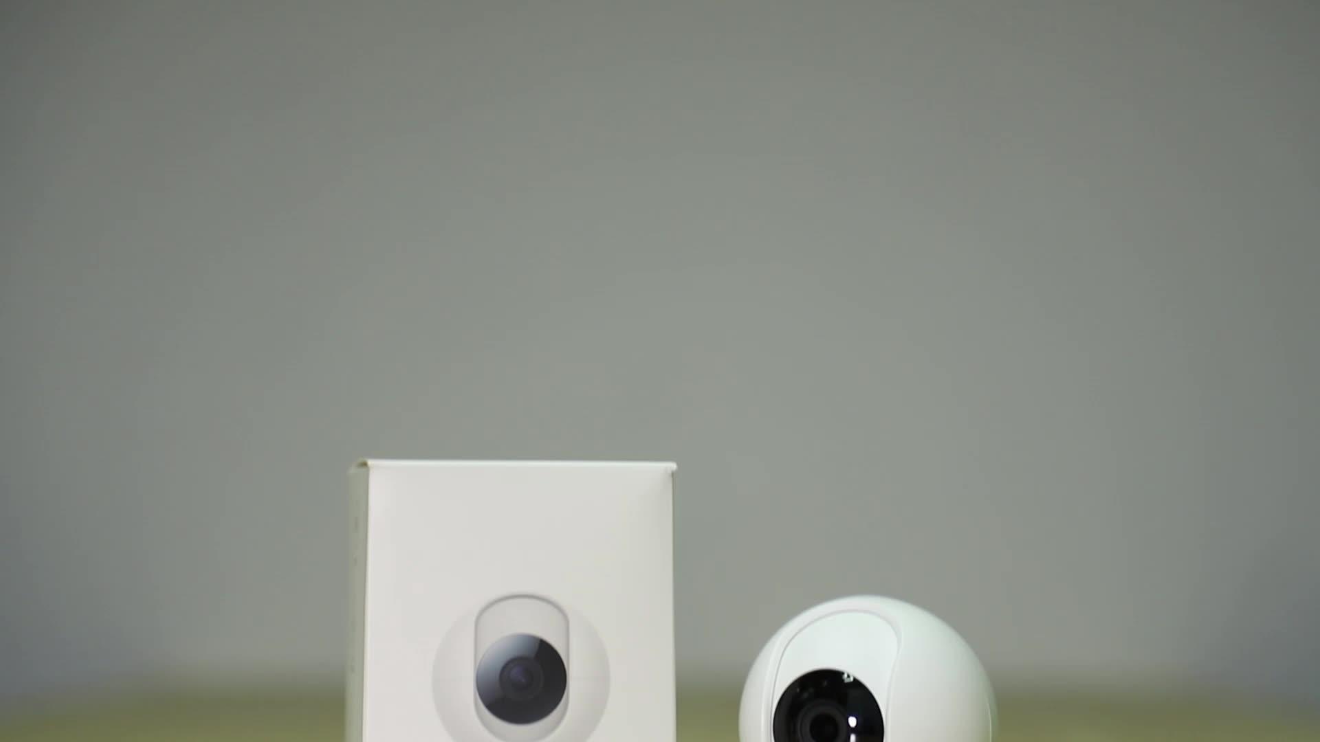 Xiaomi Mijia 360 Angle Caméra De Sécurité Dôme Caméra IP Sans Fil 1080 P Bébé Moniteur CCTV Sécurité Xiaomi Mijia Caméra