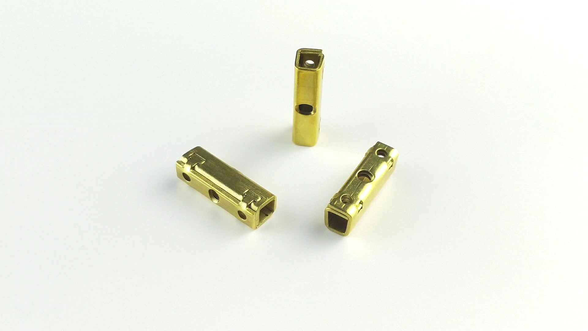Hongsheng Two Hole Brass MCB Terminal Connector