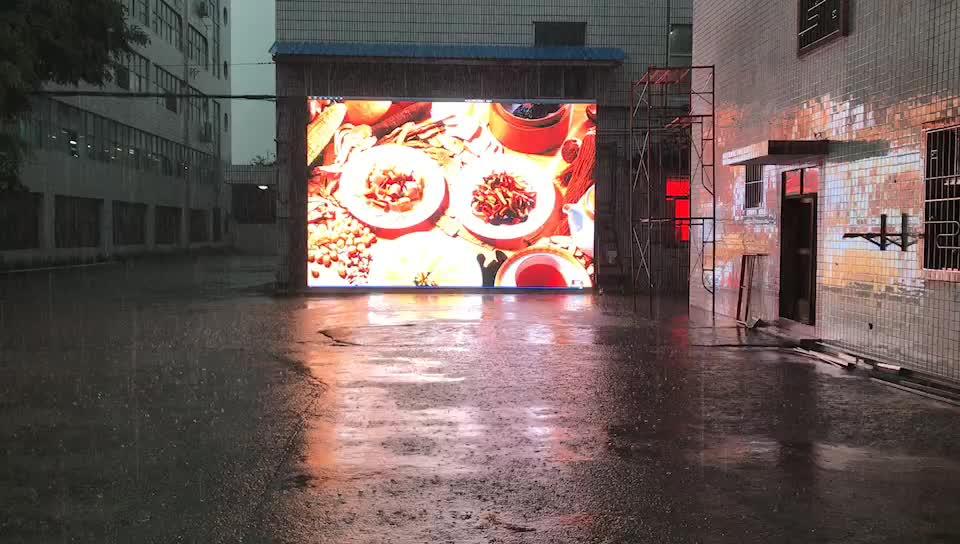 Preço barato Ao Ar Livre da Cor Cheia CONDUZIU a Exposição P4 P5 P6 P8 P10 para Publicidade em Vídeo Ao Ar Livre CONDUZIU Outdoor SMD LED placa do Sinal tela