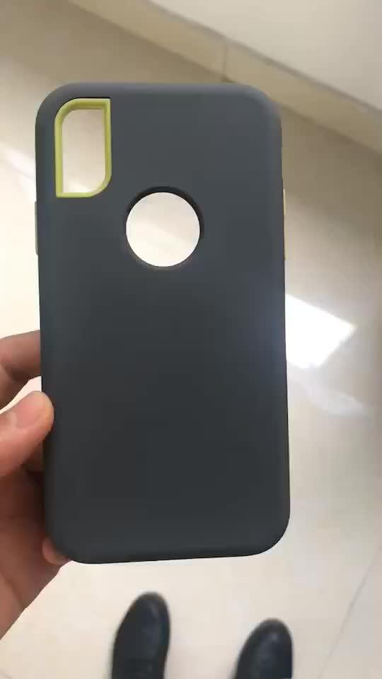 मोबाइल फोन के सामान के लिए 1 में 3 मामले सैमसंग गैलेक्सी S9 Fundas पैरा Celulares