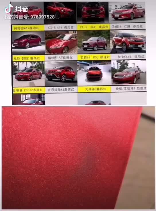 ต่ำราคาและ profitablity จุดสีที่ยอดเยี่ยมเสร็จสิ้นประเภทใดๆซ่อมรถยนต์ทำงาน Zinc chromate สีแดงออกไซด์ PRIME