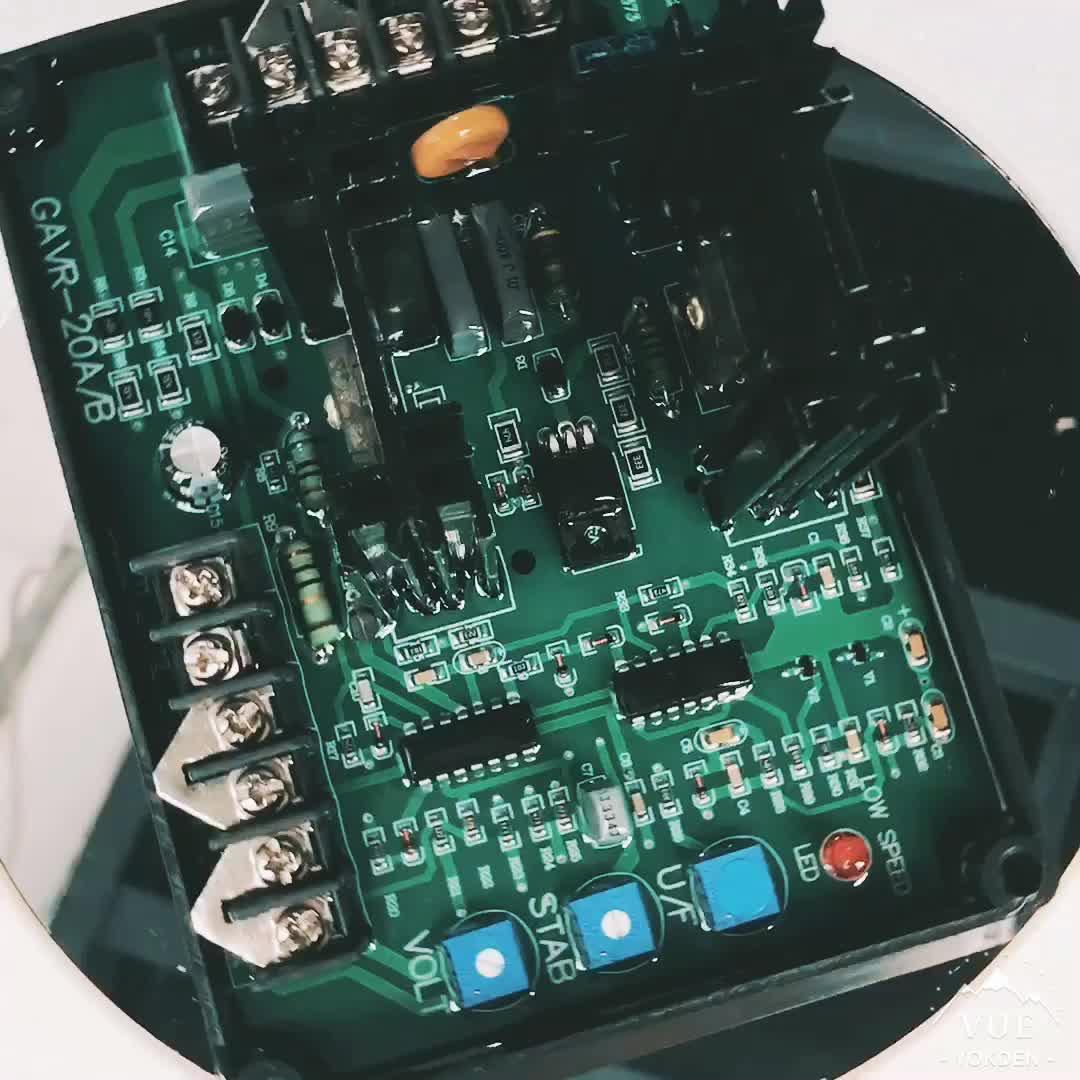 Alternator Accessories AVR 20A Automatic Voltage Regulator GAVR-20A