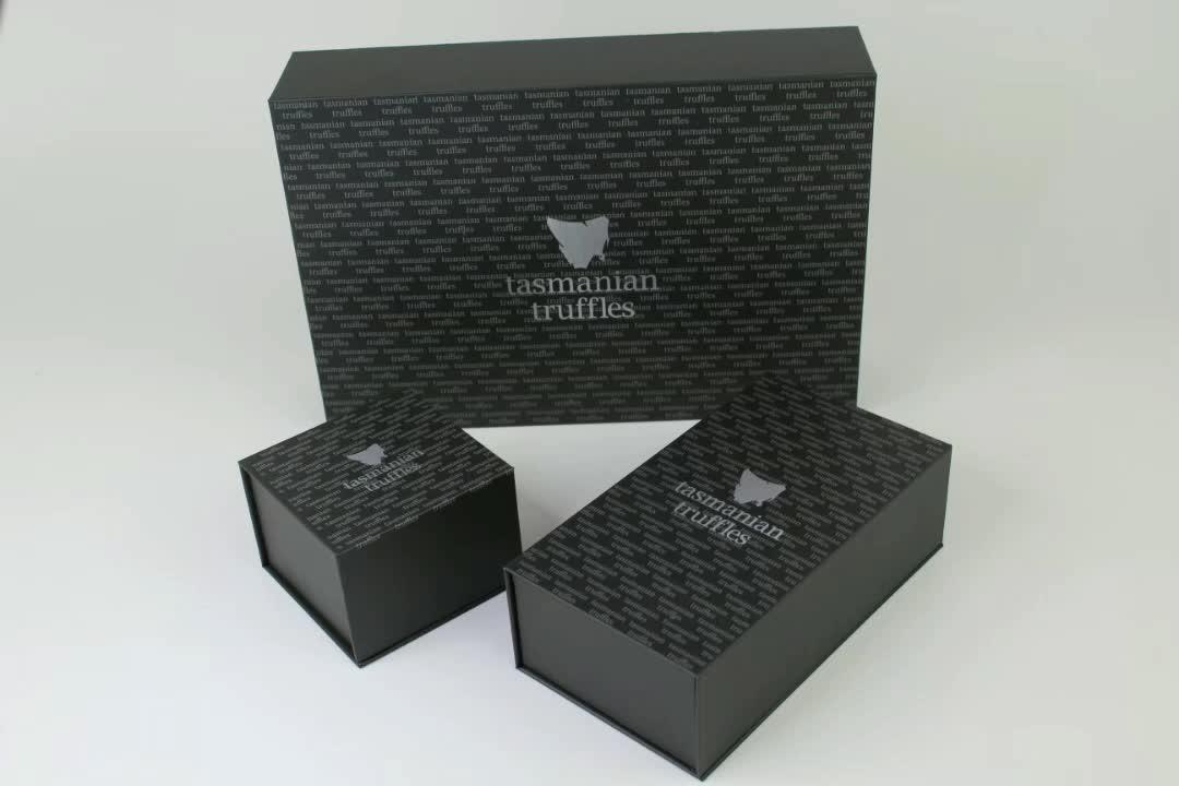 Custom Stock Luxury Cardboard Paper Packaging Perfume Bottle Jar Gift Box