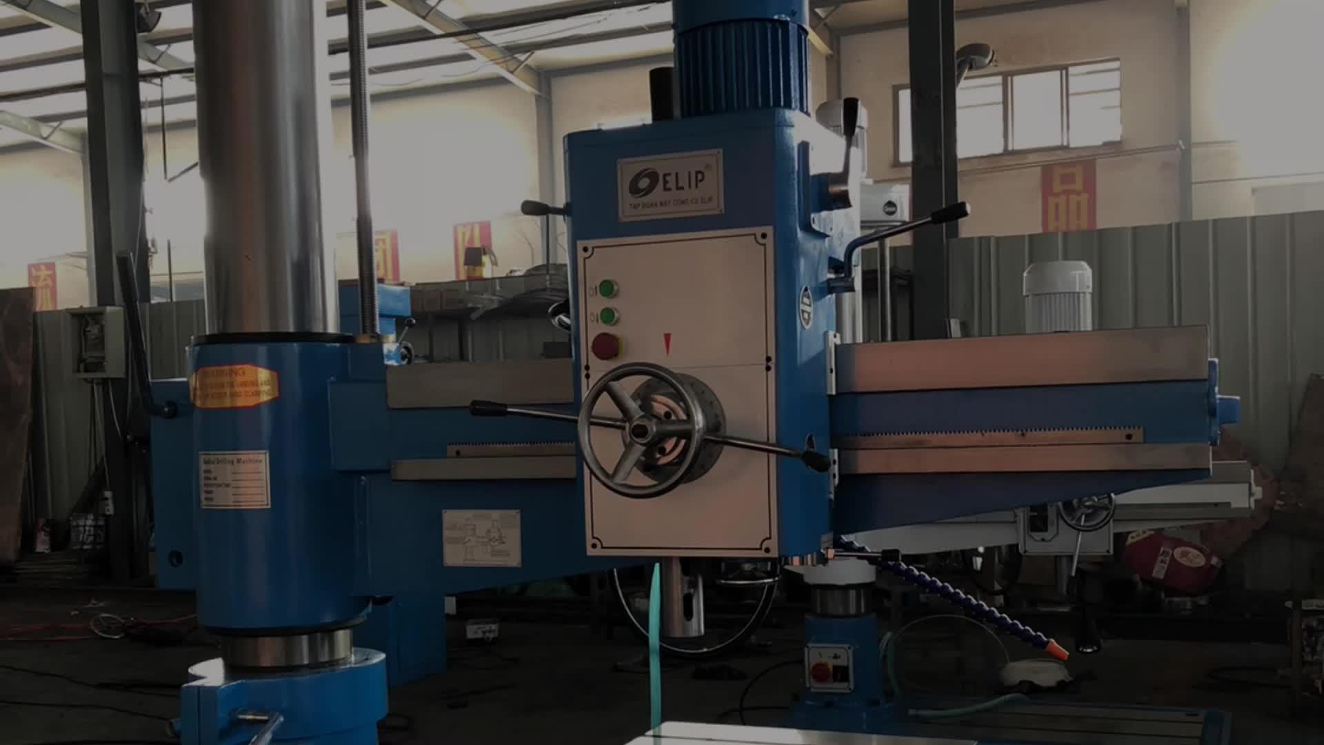 Hydraulische Radiale Boormachine (Z3050X16/1 Z3050X20/1 Radial Driller Machine)