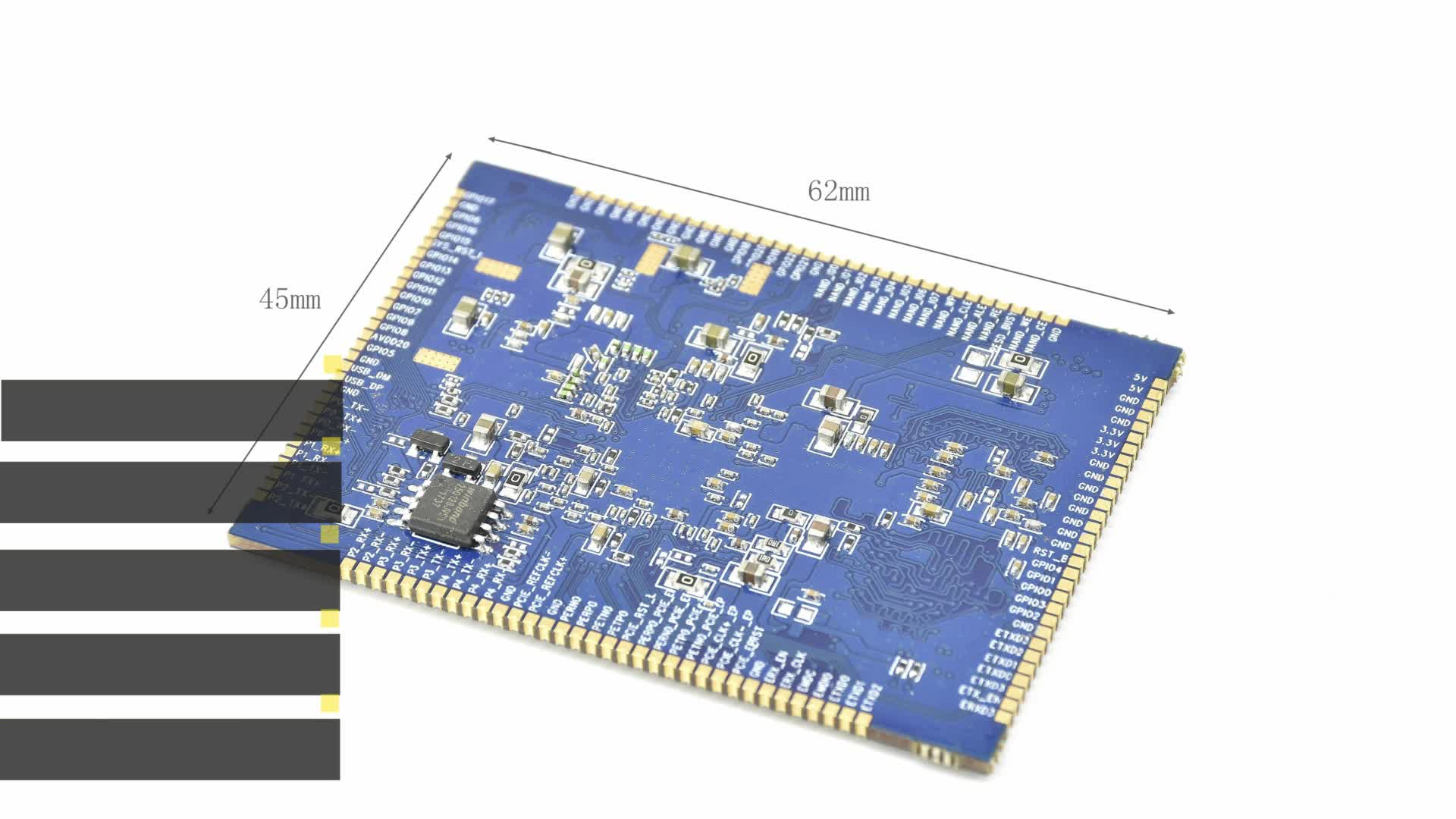 AR9344 low cost 300Mbps support 4G and 5ghz wifi module