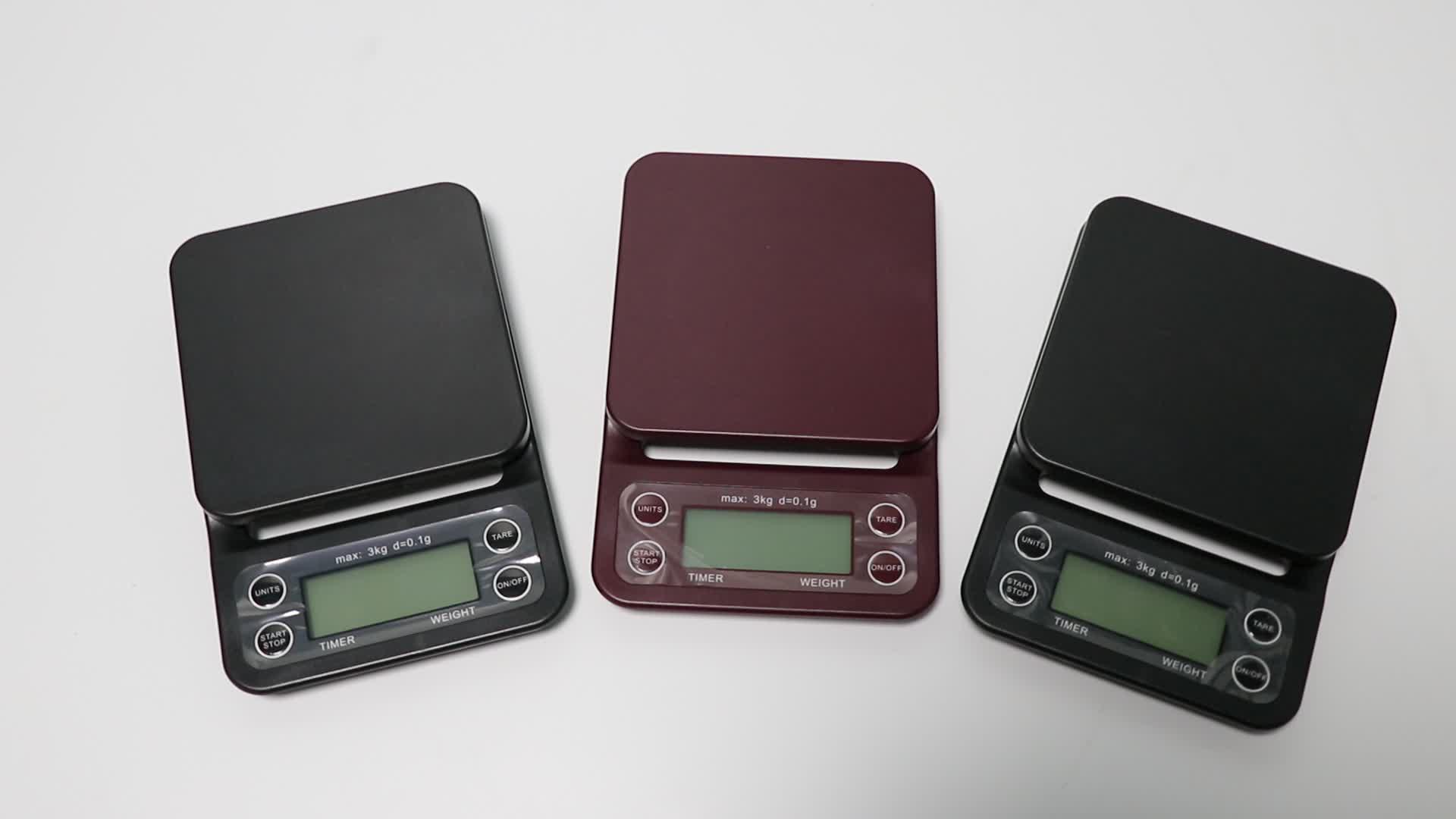 المطبخ استخدام الأزياء ميزان إلكتروني مقياس الوزن الرقمي